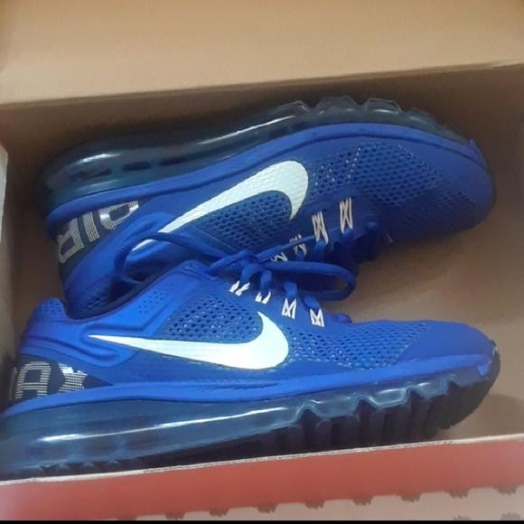 Royal Blue Womens Nike Air Max   Poshmark